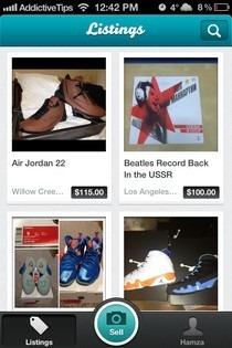SellSimple iOS Listings