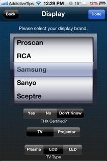THX tune-up iOS Device