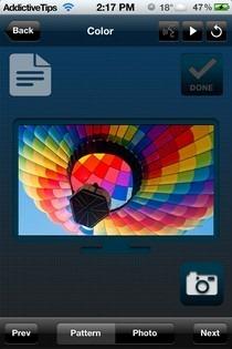 THX tune-up iOS Picture