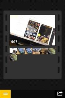 VideoBite iOS Share