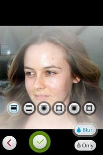 Beauty Box iOS Blur