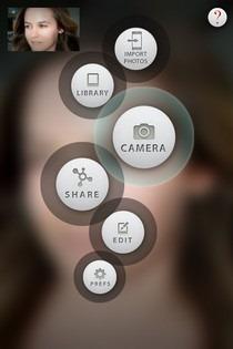 Beauty Box iOS Home