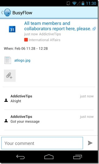 BusyFlow-Android-iOS-Messaging