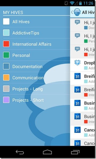 BusyFlow-Android-iOS-Sidebar
