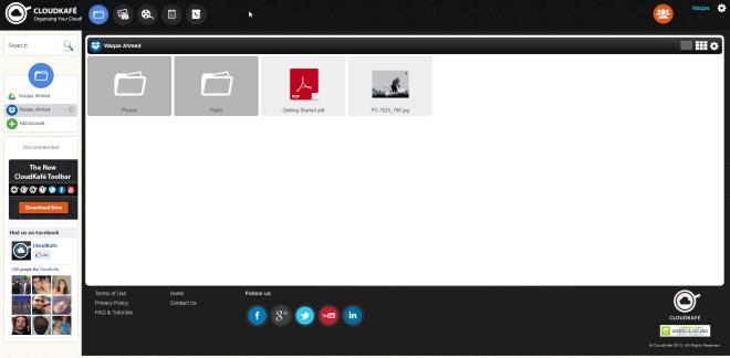 CloudKafe_Dashboard