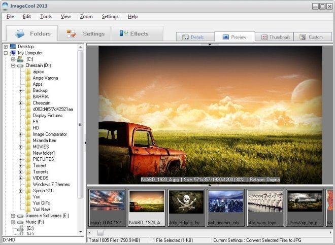 ImageCool 2013 Folder