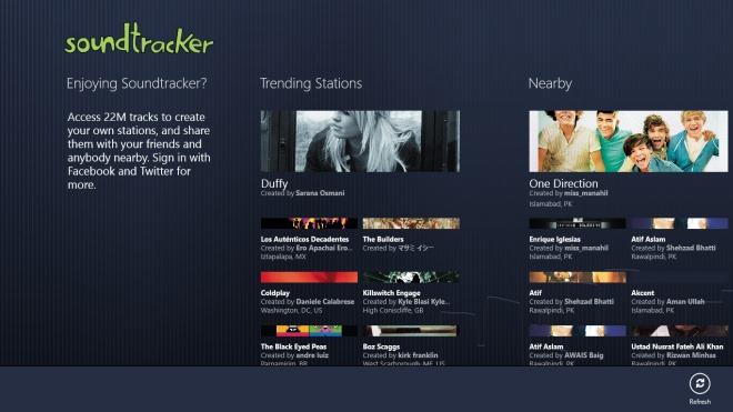 Soundtracker_Windows 8