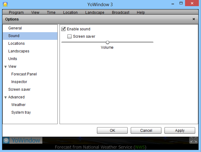 YoWindows 3S_Sound
