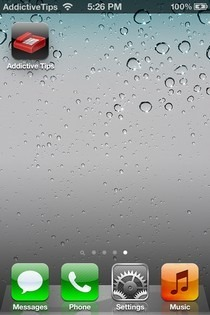 iPhone Call Icon