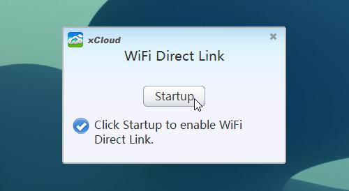 xCloud_Wifi Direct