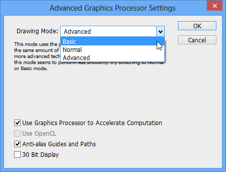 Advanced-Graphics-Processor-Settings