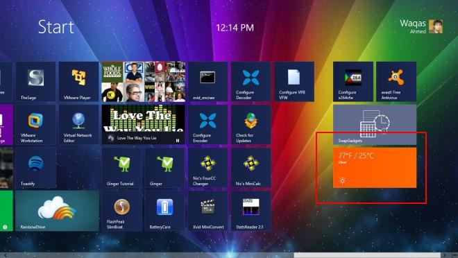 Breezy_Start Screen