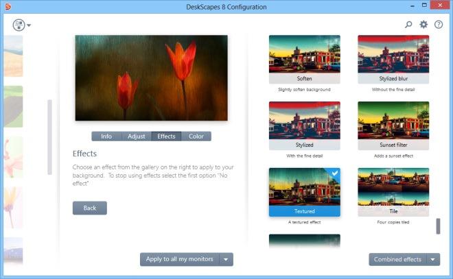 DeskScapes 8_Effects
