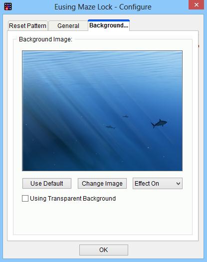 Eusing Maze Lock_Background