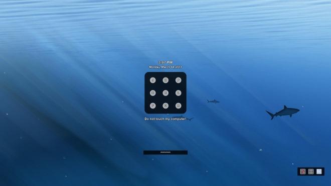 Eusing Maze Lock_Lockscreen_Password