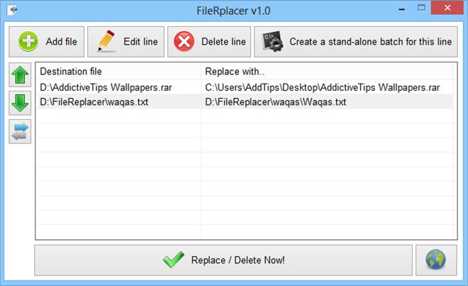 FileRplacer-Windows