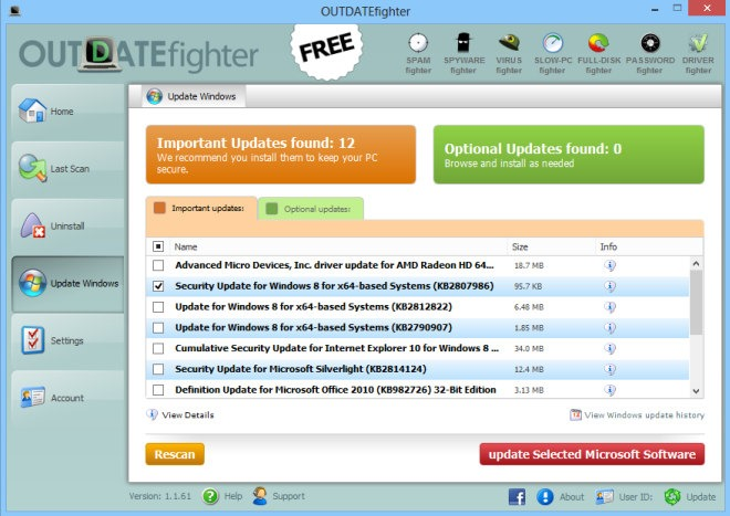 OUTDATEfighter_Windows Update