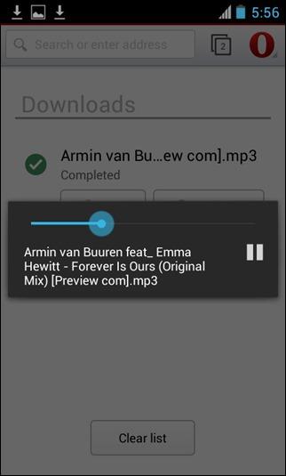 Opera Browser Beta 14