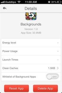 BatteryDoctorPro iOS App
