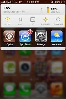 BatteryDoctorPro iOS Widget