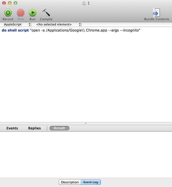 Chrome not running