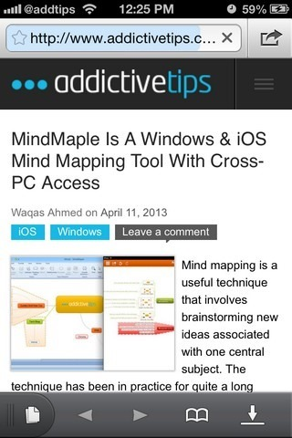 Documents by Readdle iOS Browser