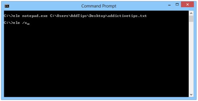 ELE_commands