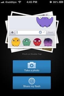 External Flash iOS Home