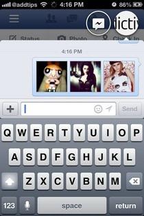 FBPrivacy iOS Multiple Attachments