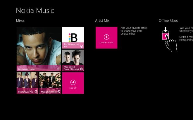 Nokia Music_Windows 8