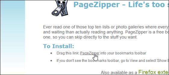 PageZipper_Bookmark_Link