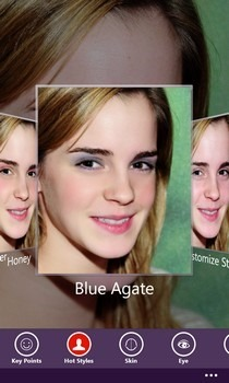 Perfect365 WP8 Filters