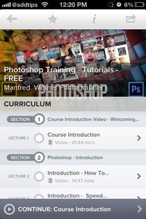 Udemy iOS Lessons