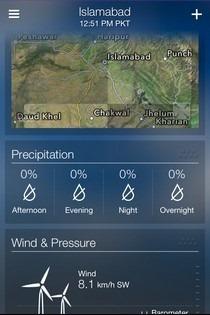 Yahoo! Weather iOS Stats