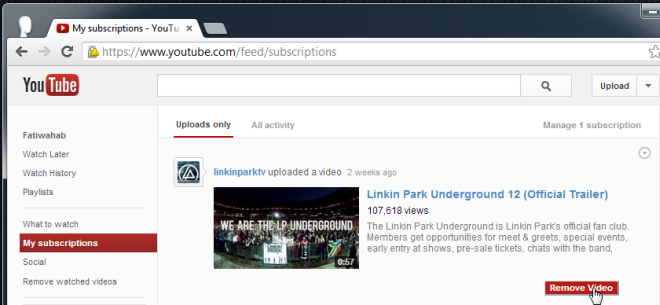 YouTweak for YouTube