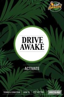 Drive Awake iOS Home
