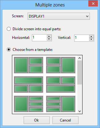 Expi Desktop Manager Multiple Zones