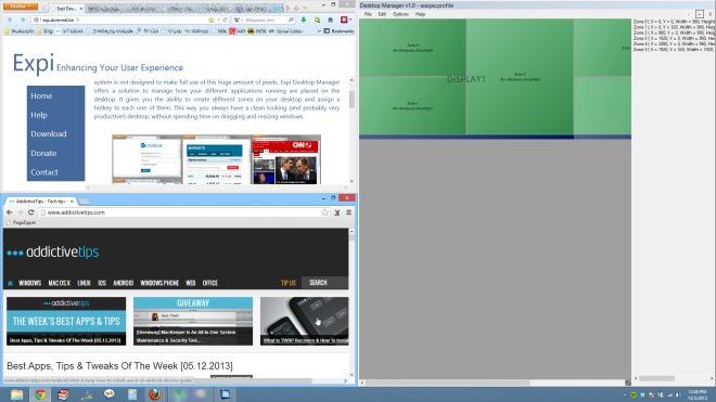 Expi Desktop Manager
