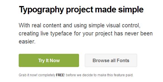 FontPro Free Fonts