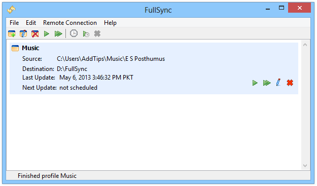FullSync