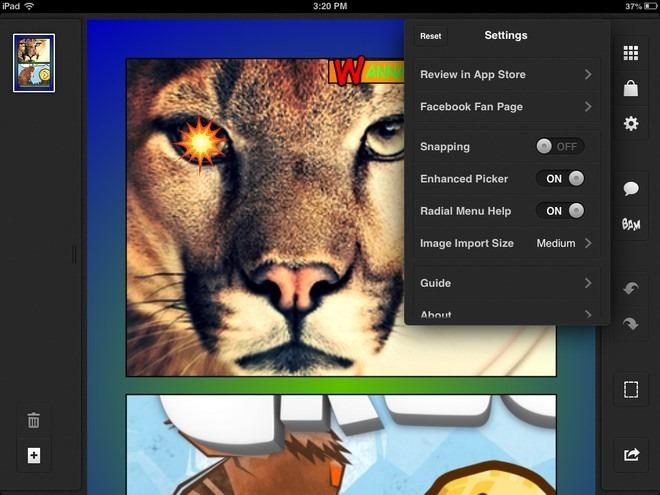 Halftone 2 iPad
