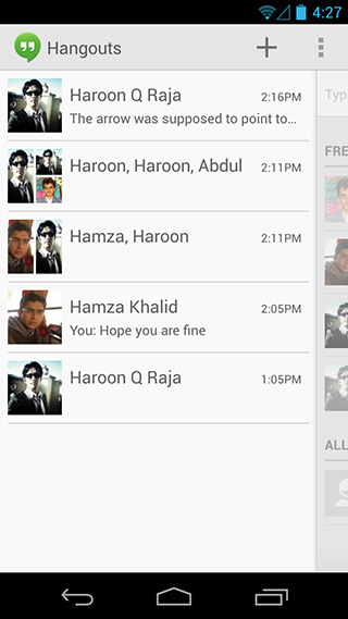 Hangouts-for-Android-conversations