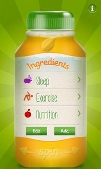 Juice WP8 Ingredients