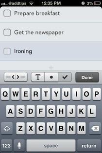 Listacular for Dropbox iOS Formatting