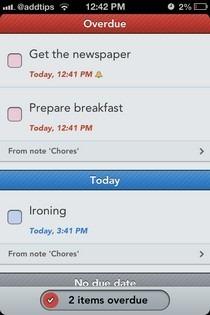 Listacular for Dropbox iOS Summary