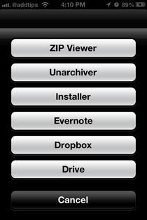 LockBar Settings iOS Installer