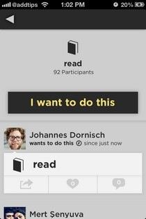 Mentor iOS Activity