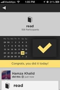 Mentor iOS Calendar