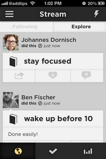 Mentor iOS Stream