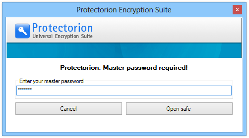Protectorion Encryption Suite